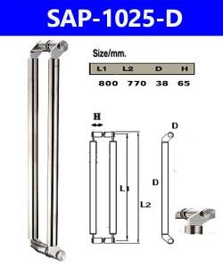 มือจับสแตนเลส SAP-1025-D-80