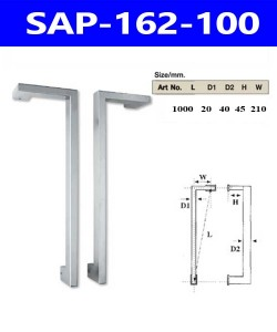 มือจับสแตนเลส SAP-162-100